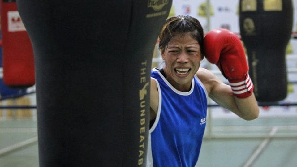 Mary Kom & Co aim to pack a punch in India Open