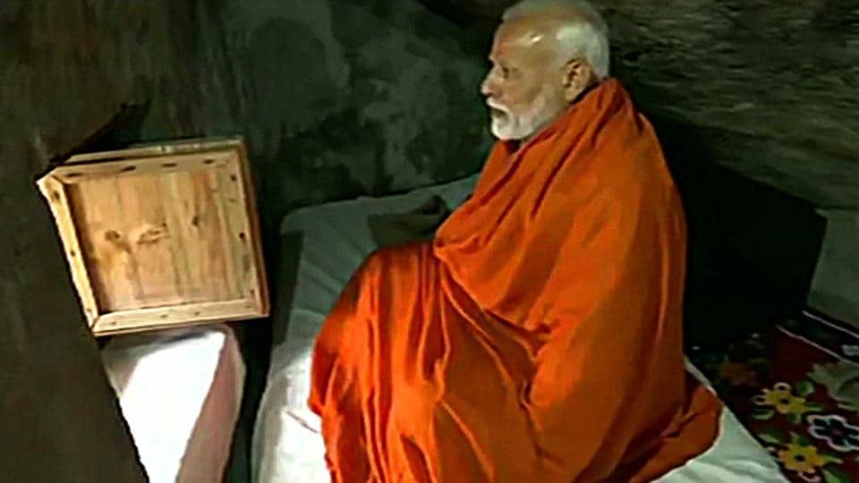 Food, call bell, phone: Cave PM Modi meditated in can be rented for Rs 990/day