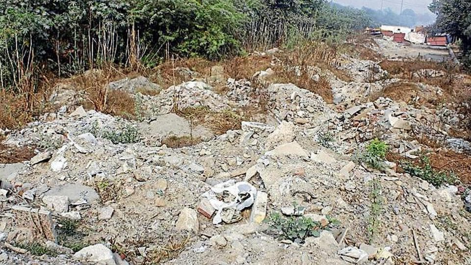 Around 500-600 tonne of malba is lifted from areas under the North civic body daily.