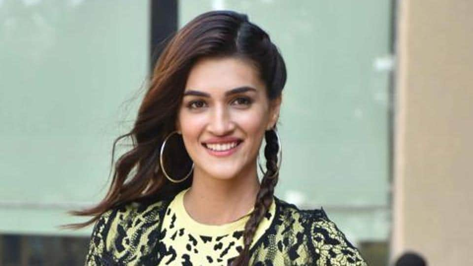 Kriti Sanon's upcoming Bollywood releases includes Panipat, Arjun Patiala and Housefull 4.