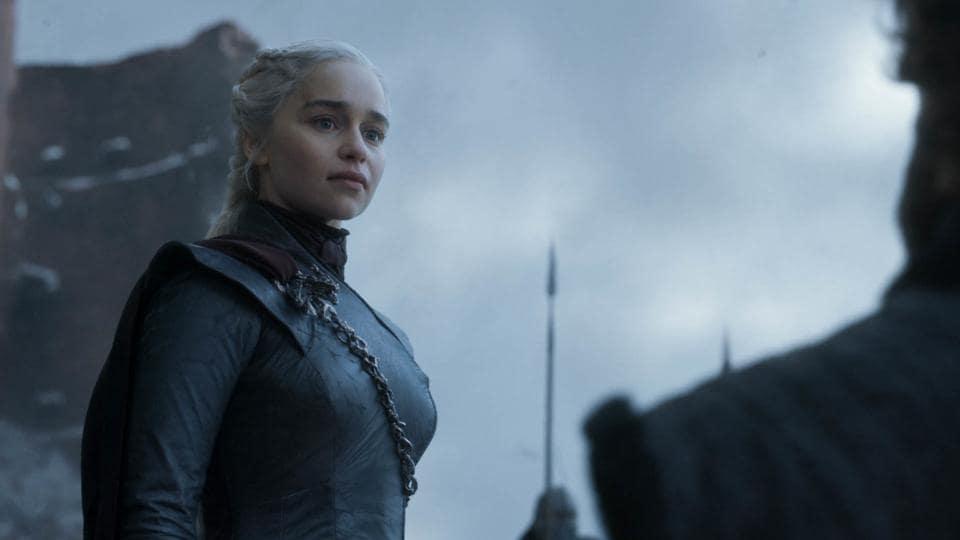 Daenerys Targaryen,Emilia Clarke,Game of Thrones