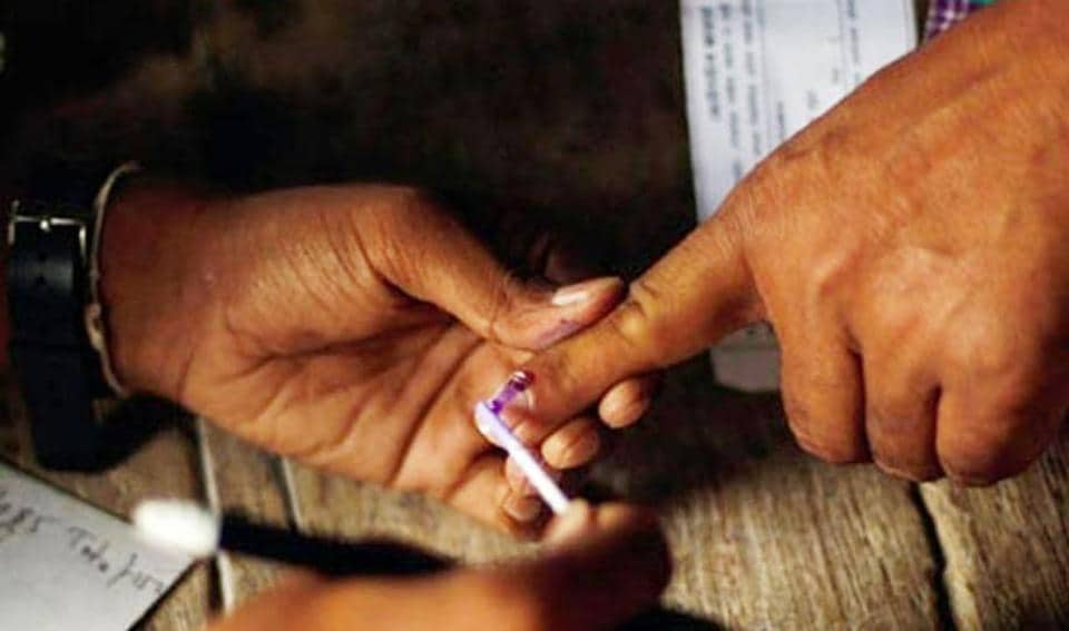 Lok Sabha Elections 2019: Voters in UP village claim they were inked before polling, case registered