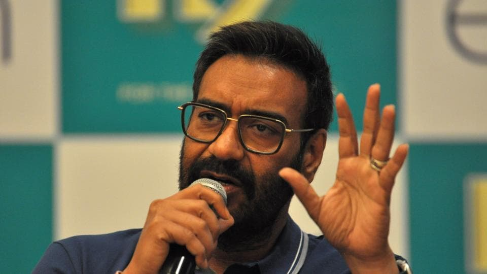 Ajay Devgn was recently seen in De DePyaar De that is performing well at the box office.