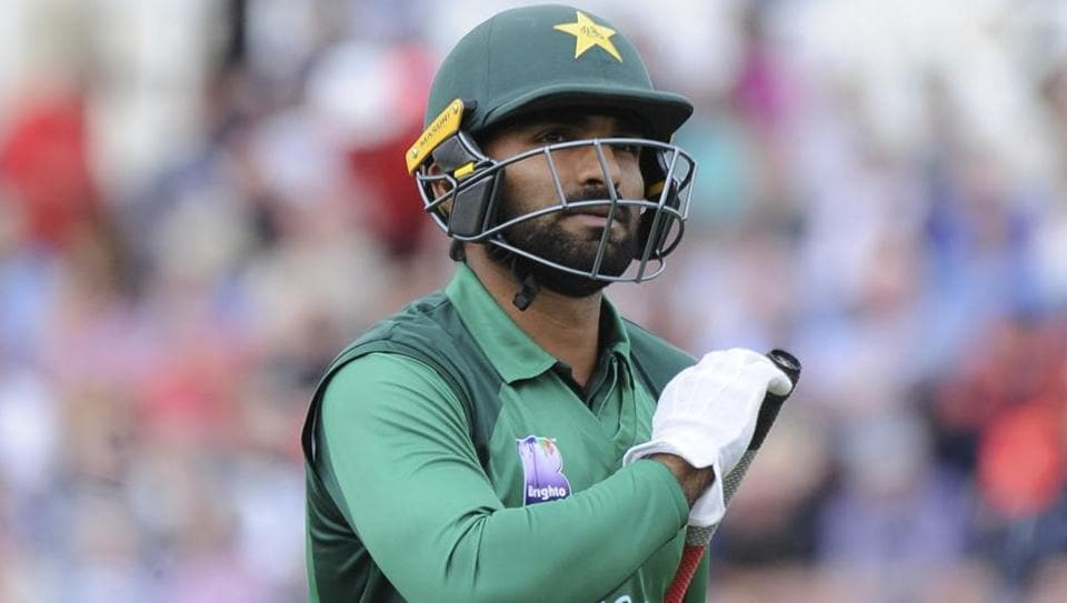 Pakistan's Asif Ali