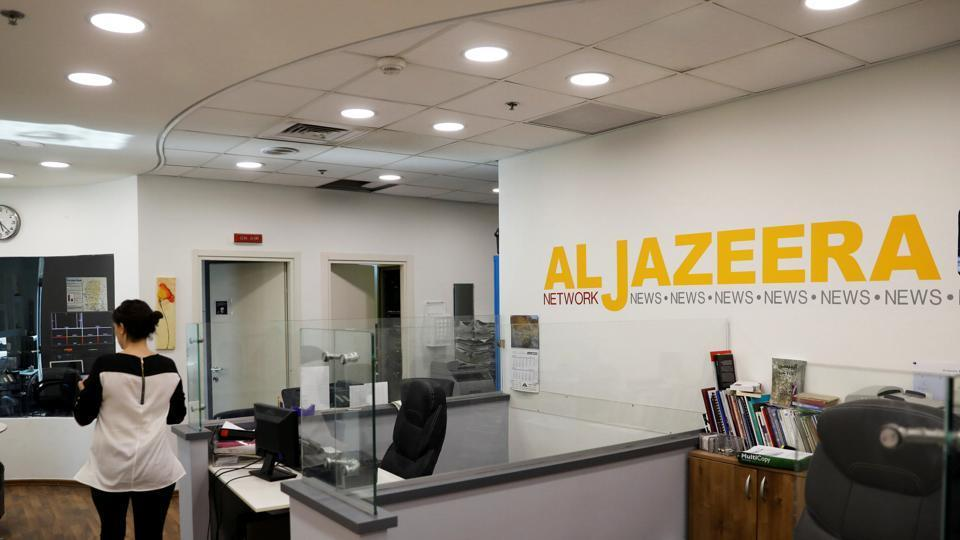 Al Jazeera suspended two journalists on Sunday over a video they produced claiming the extent of the Holocaust was being misrepresented by Jews.