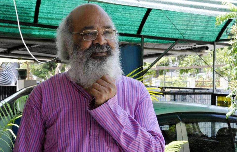 Former Bhartendu Natya Academy director Surya Mohan Kulshreshtha