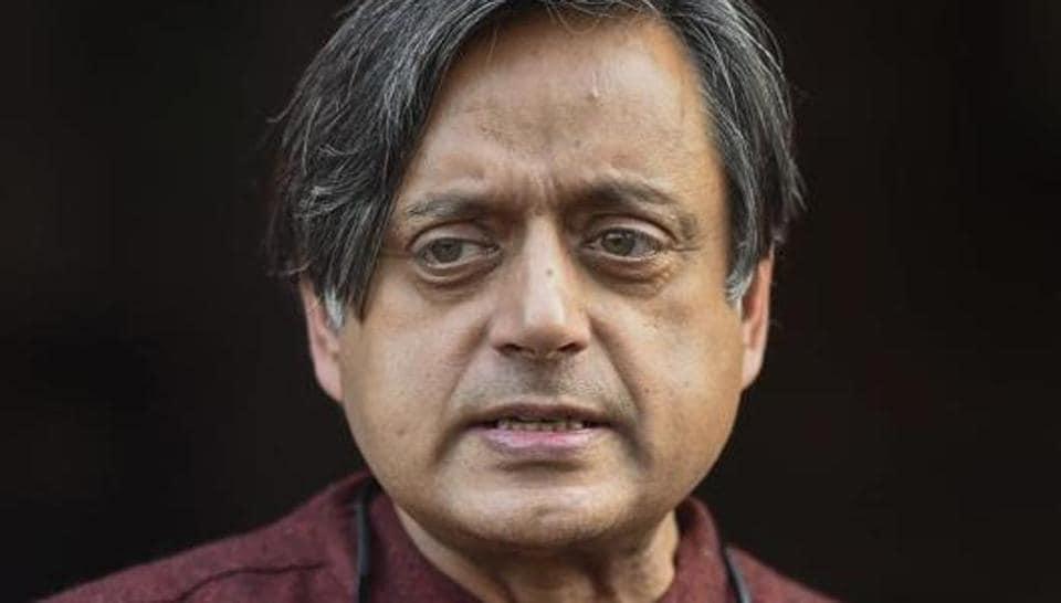 Shashi Tharoor,India news,Lok Sabha elections 2019
