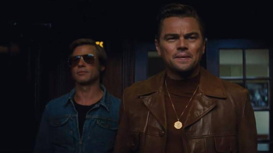 Rockin' Official Trailer for Tarantino's 'Once Upon a Time in Hollywood'