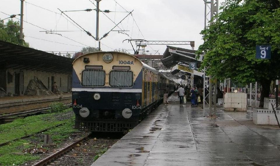 Train services disrupted, bomb hurled outside railway station in Kolkata