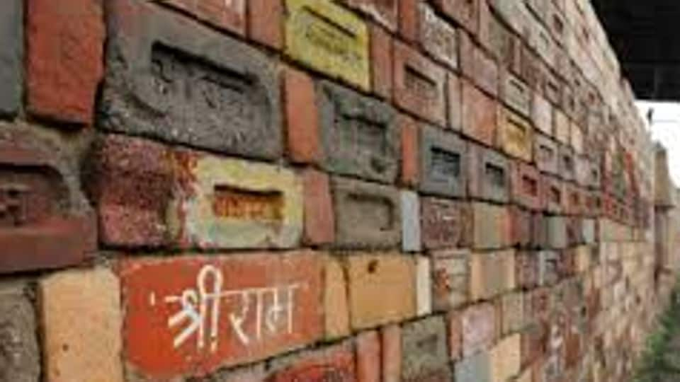 Saints from across the country will converge in Ayodhya on June 3 to discuss the construction of the Ram temple at a meeting convened by the Ram Janmabhoomi Nyas