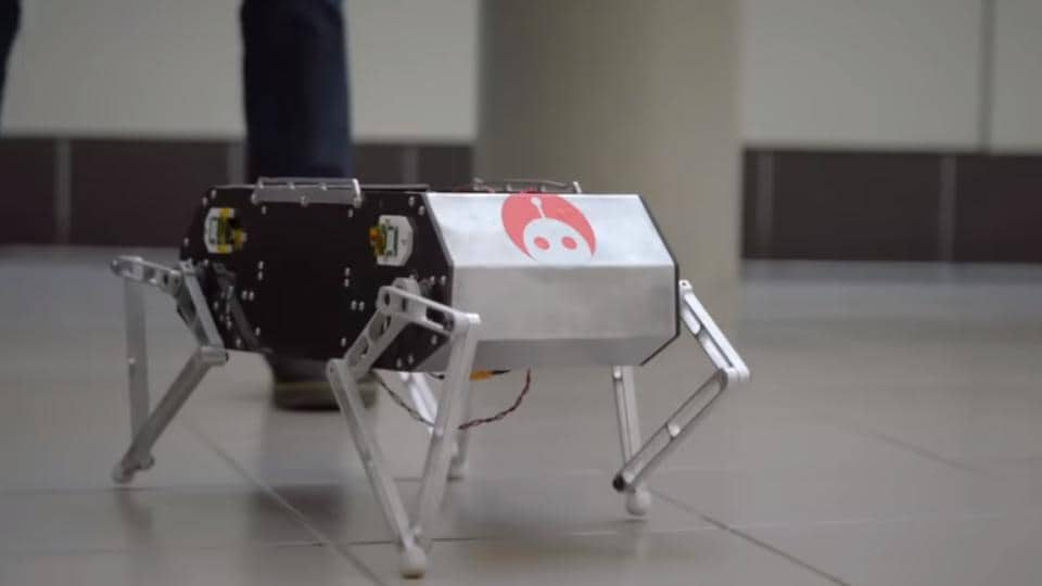 While other similar robots cost hundreds of thousands of dollars, Stanford Doggo is estimated to cost less than $3,000