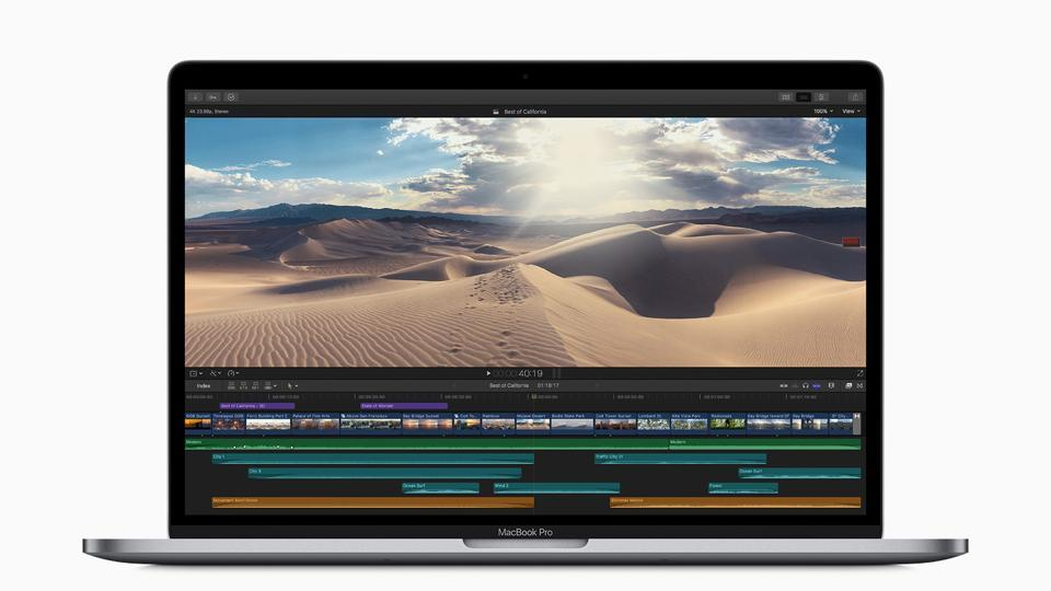 Apple launches its fastest MacBook Pro ever