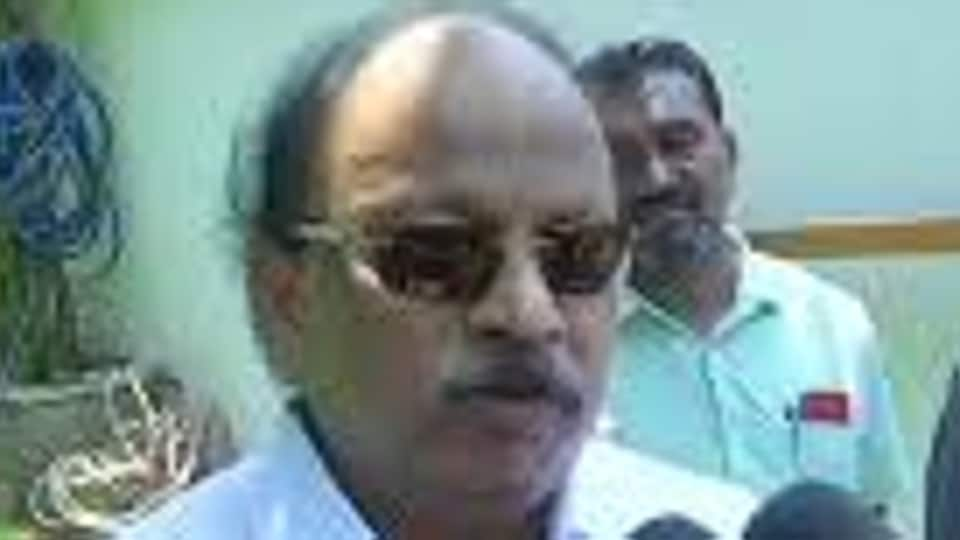 The attack by Baig who was miffed over being denied ticket to contest Lok Sabha polls came after the exit polls predicted a rout for the Congress-JD(S) alliance in Karnataka and NDA's return to power at the Centre.