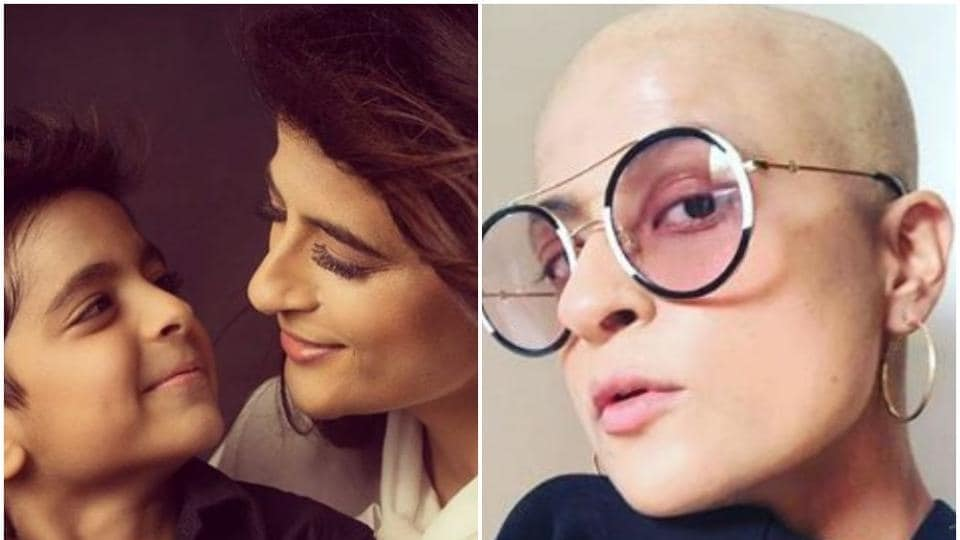 Tahira Kashyap says she kept a wig and many scarves ready as she wasn't ready to go bald.