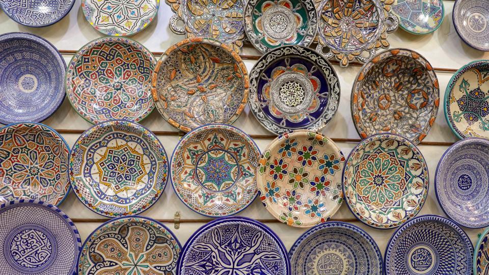 Pottery,Tunisia potters,art