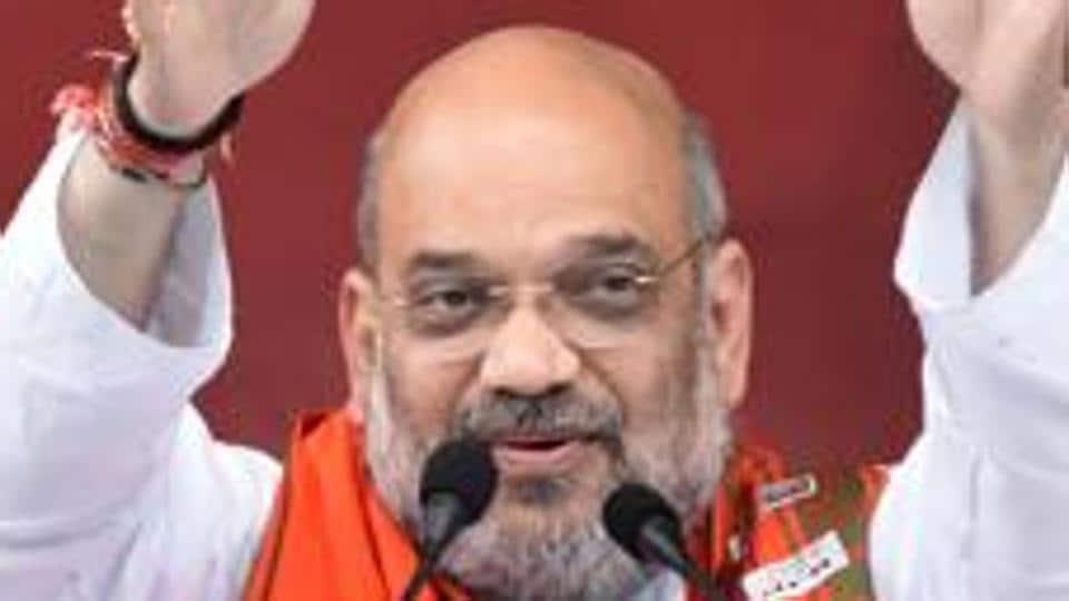 Amit Shah,EVMs,Lok Sabha Election 2019