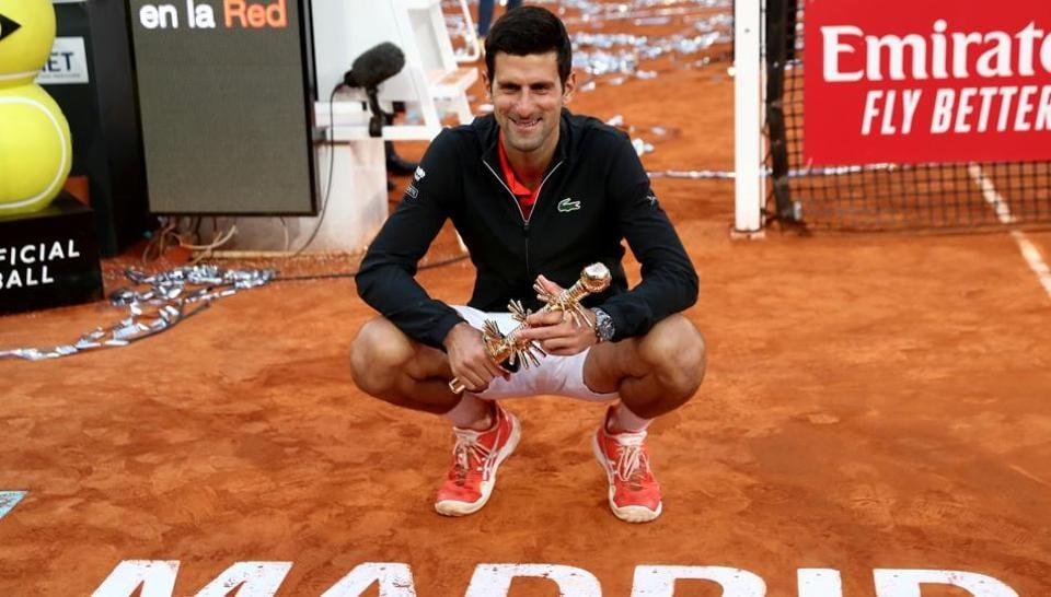 Novak Djokovic concedes he has mountain to climb at French Open