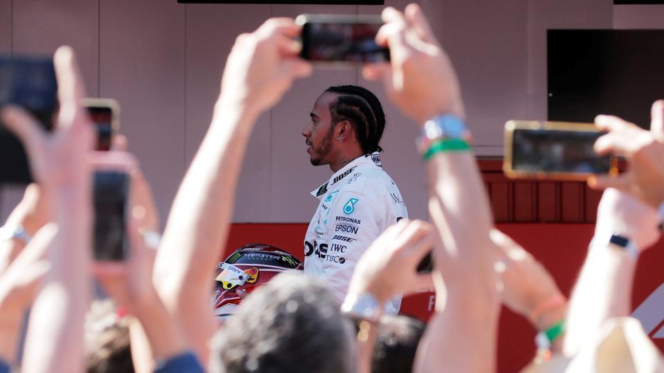 Hamilton heads into Monaco with heavy heart after loss of Lauda