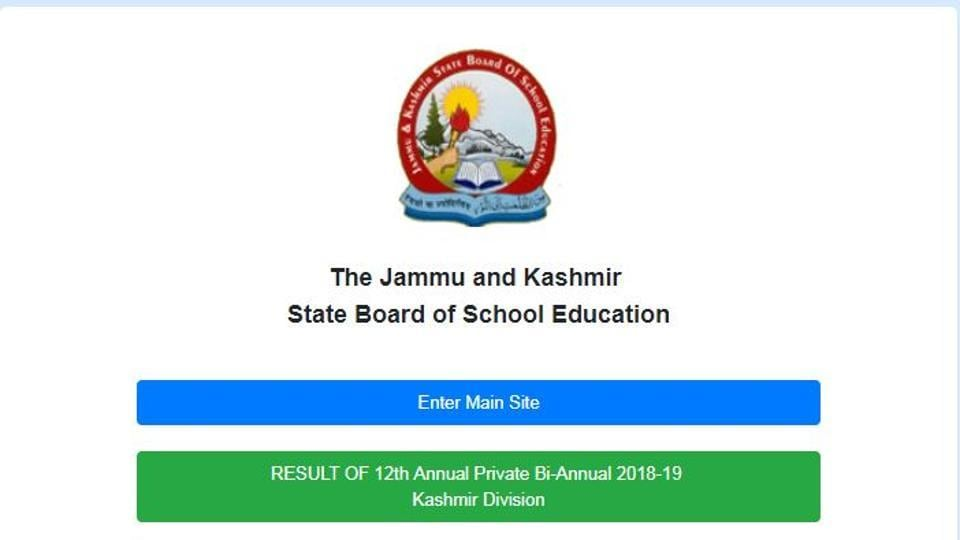 Jammu And Kashmir State Board Of School Educationjkbose Has Declared The Class