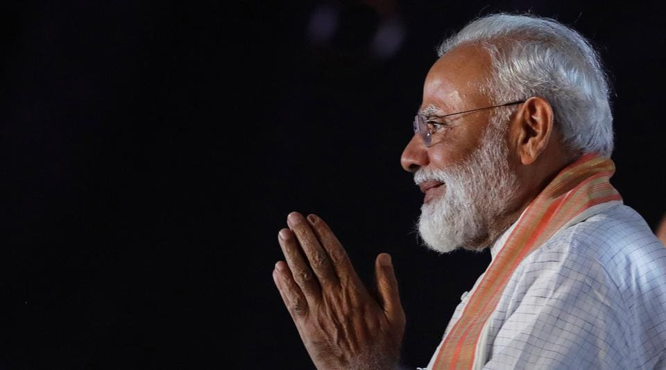 The biggest factor behind the BJP's win was Prime Minister Narendra Modi: nothing else can explain why, across states, stalwarts from the opposition bit the dust