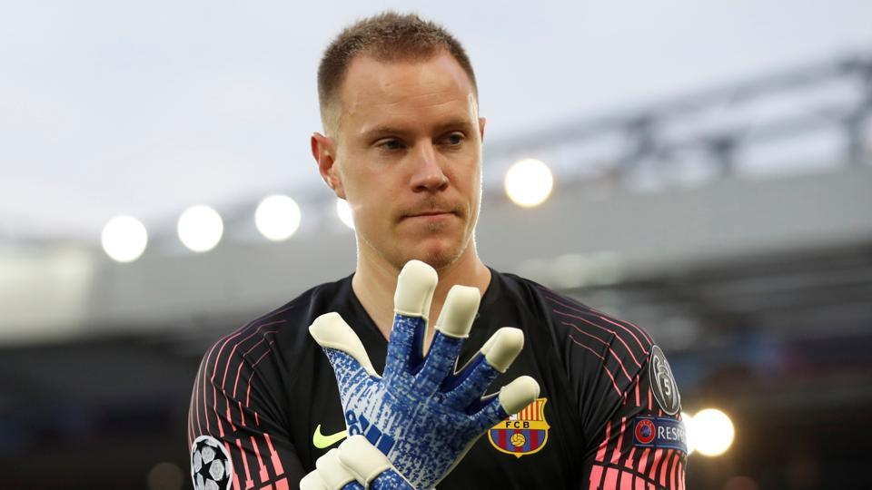 Copa del Rey: Barcelona goalkeeper Marc-Andre ter Stegen to miss final