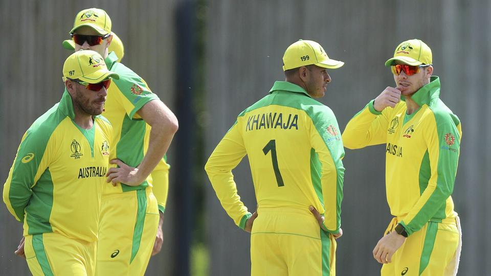 ICC World Cup,Australia vs West Indies,Steve Smith