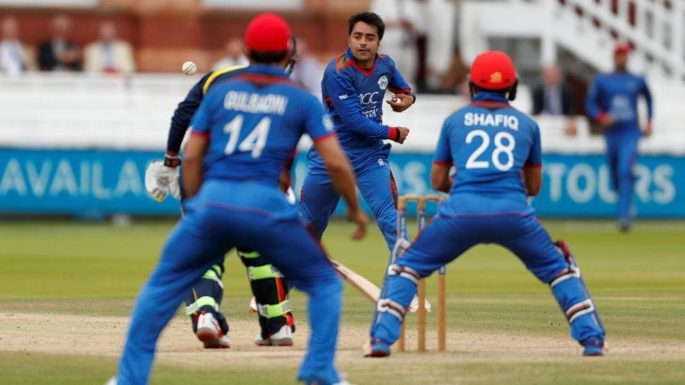 File image of Rashid Khan