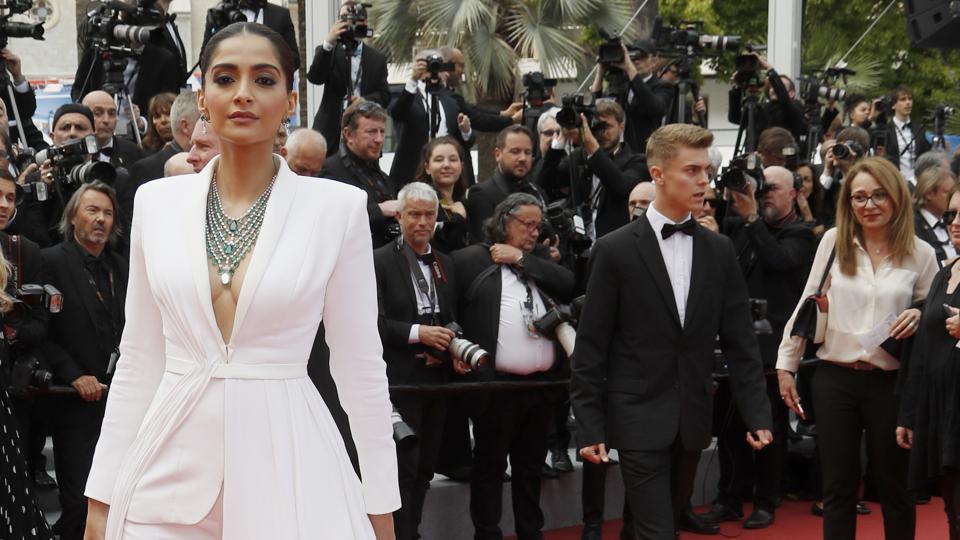 Sonam Kapoor,Sonam at Cannes,Sonam at Cannes 2019