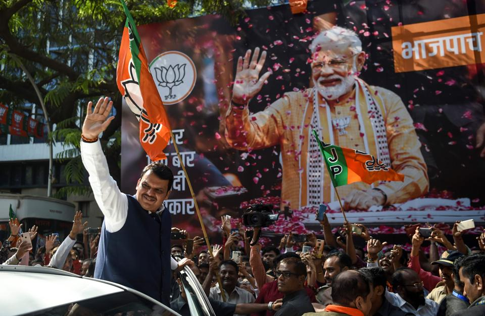 If current projections hold, the BJP's dominance, the power of its narrative on nationalism, its emergence as an inclusive Hindu party and the Congress' erosion will once again be clear. It will also signal the rise of state-level, politically capable BJP leaders like Fadnavis and Khattar