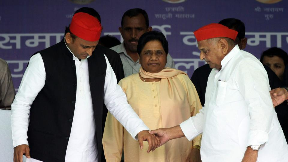 Even as the saffron wave swept the state, the alliance of the Samajwadi Party, Bahujan Samaj Party, and the Rashtriya Lok Dal alliance put up a fight in West UP winning at least half of the 14 seats of Meerut, Moradabad and Saharanpur divisions.