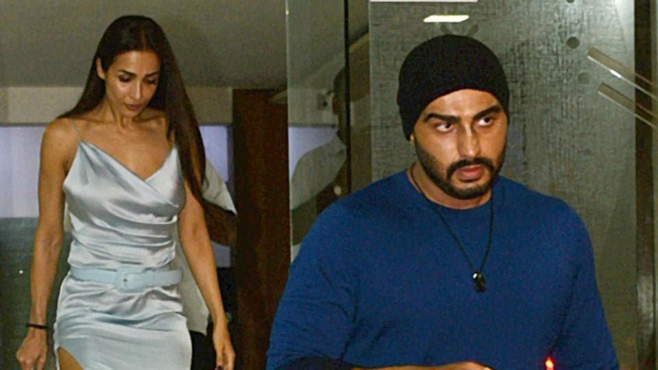 Actors Arjun Kapoor and Malaika Arora are rumoured to be in a relationship.
