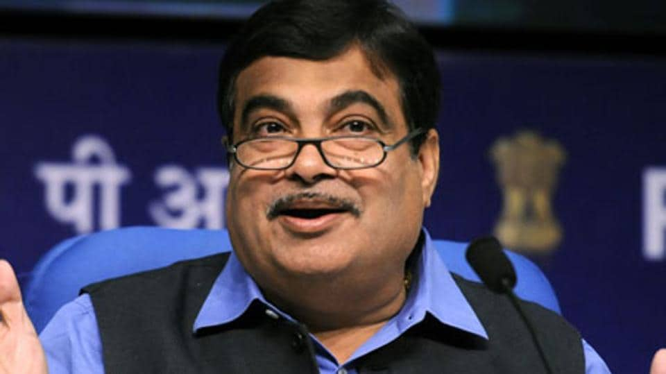 Union minister Nitin Gadkari was leading by 3,066 votes in Nagpur.