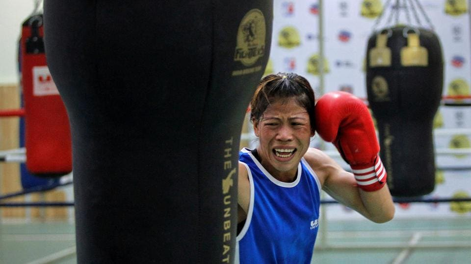 File image of Mary Kom