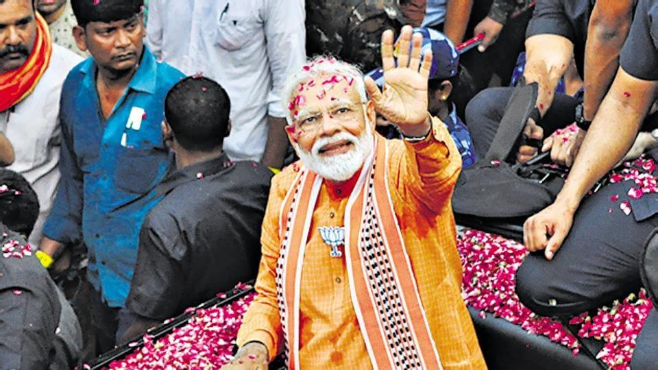 Lok Sabha election results 2019,PM Modi,Rahul Gandhi