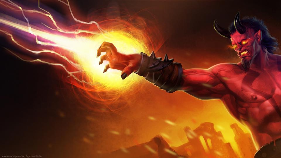 Asura,Gaming,Hellboy
