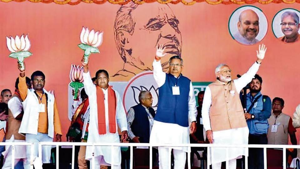 Raipur,Chhattisgarh polls,Lok Sabha elections 2019