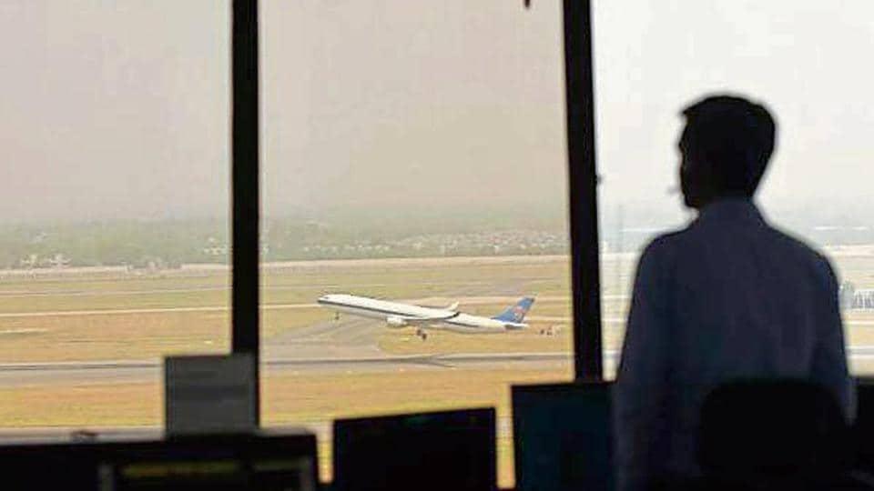 IGI airport,Harvard prof,Indira Gandhi International Airport