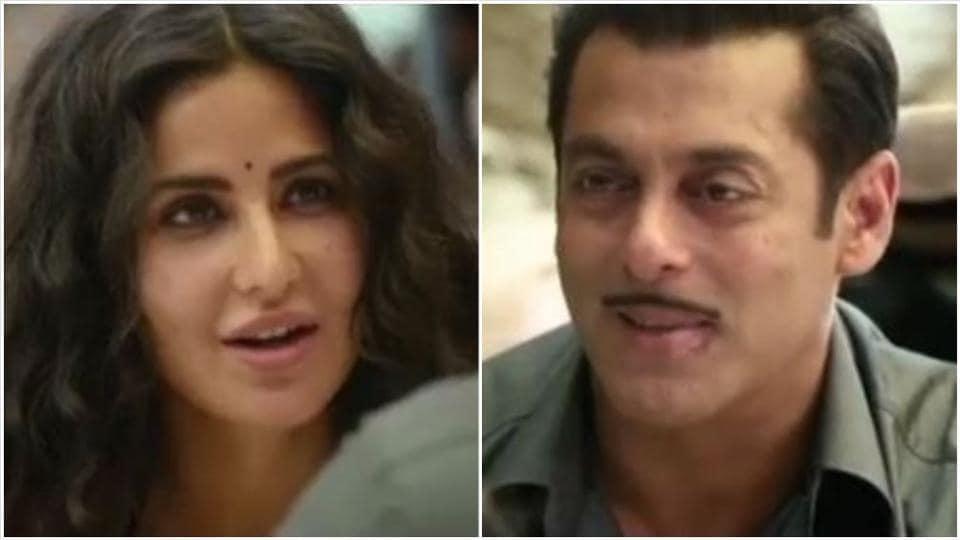 Katrina Kaif proposes to Salman Khan in new Bharat clip. Check out his reaction