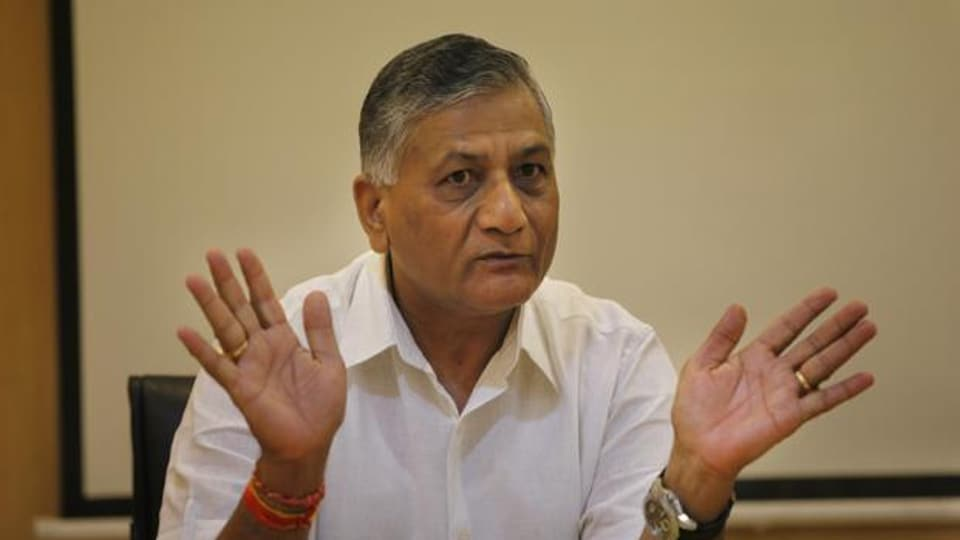 Lok Sabha elections 2019: Ex-army chief retains his Ghaziabad seat with almost 2014-like margin