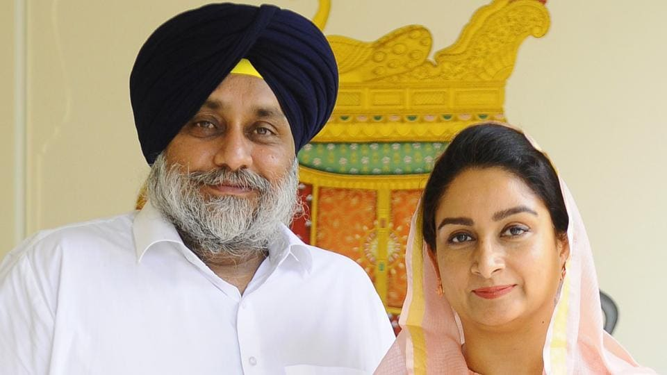 The Shiromani Akali Dal won two of the ten seats it contested.