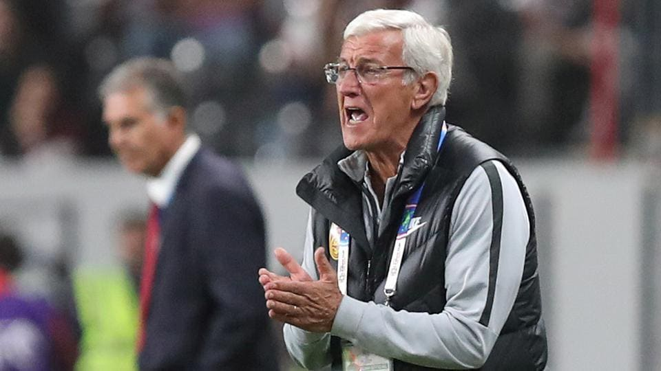 'World Cup dreams' - Lippi back as China coach, four months after leaving