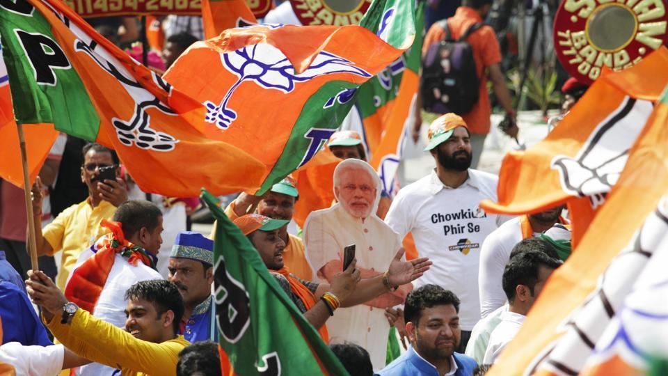 Bharatiya Janata Party,Lok Sabha elections,Kharge