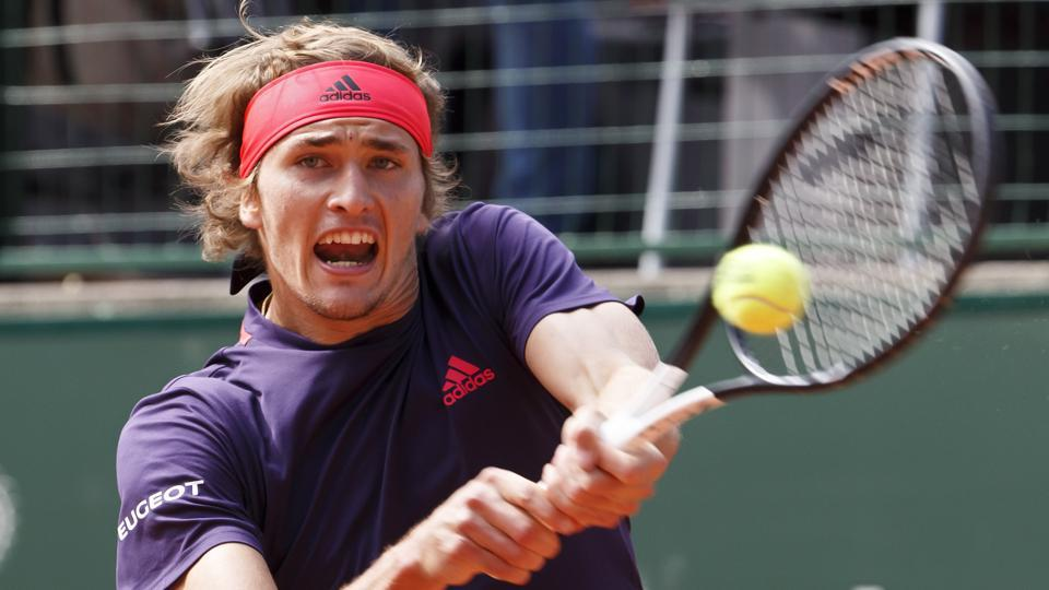 German star Alexander Zverev battles into Geneva Open final