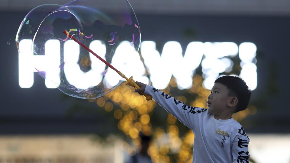 Huawei faces decimated smartphone sales with the anticipated loss of Google's popular software and services.