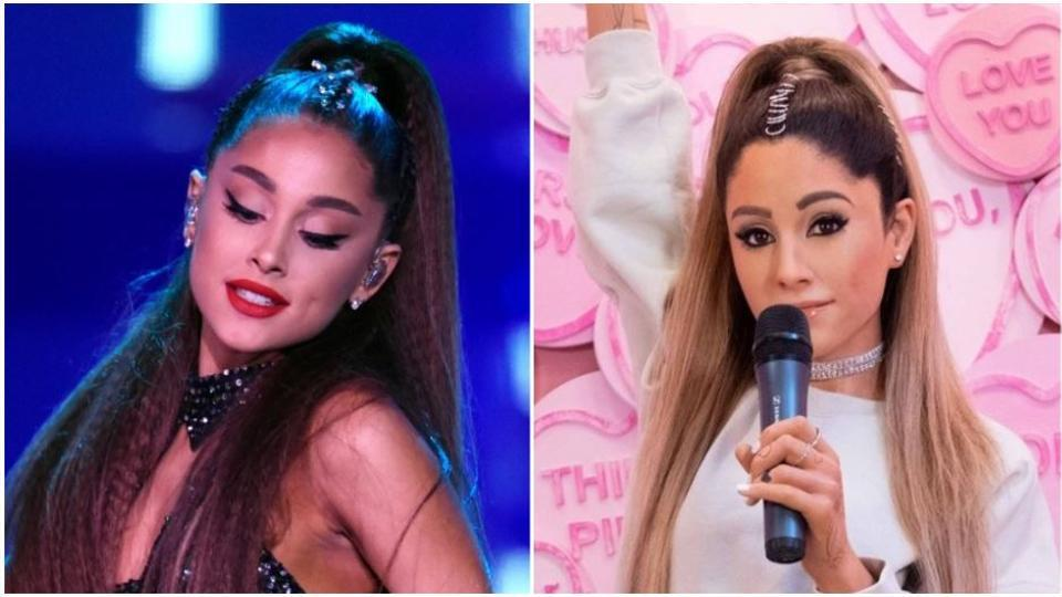 Fans drag Madame Tussauds for Ariana Grande wax statue that looks nothing like her: 'Excuse me, who's that?'