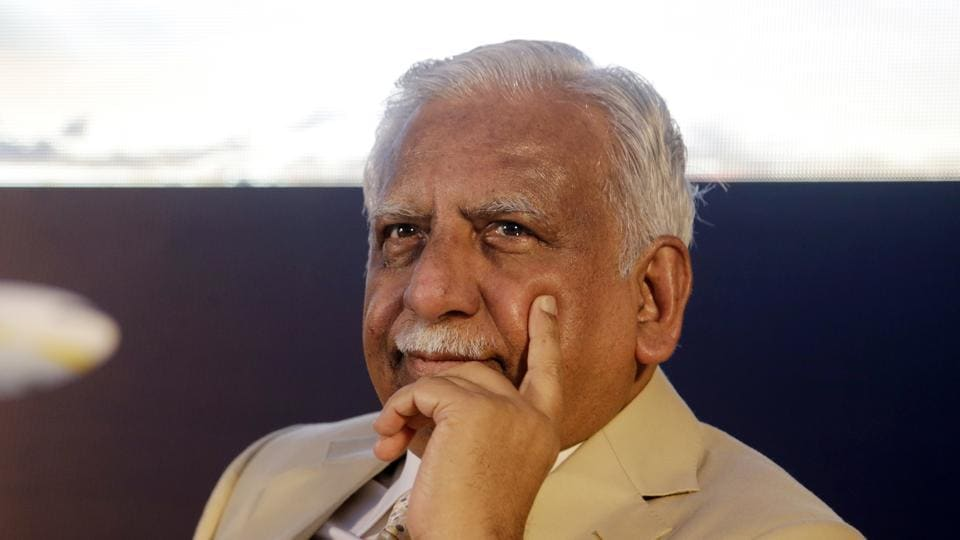 Naresh Goyal, wife offloaded; stopped from flying out of India