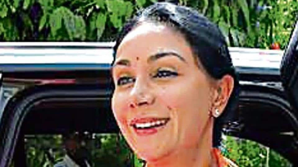 BJP's Diya Kumari received 863039 votes and defeated Congress candidate by a margin of 551916 votes