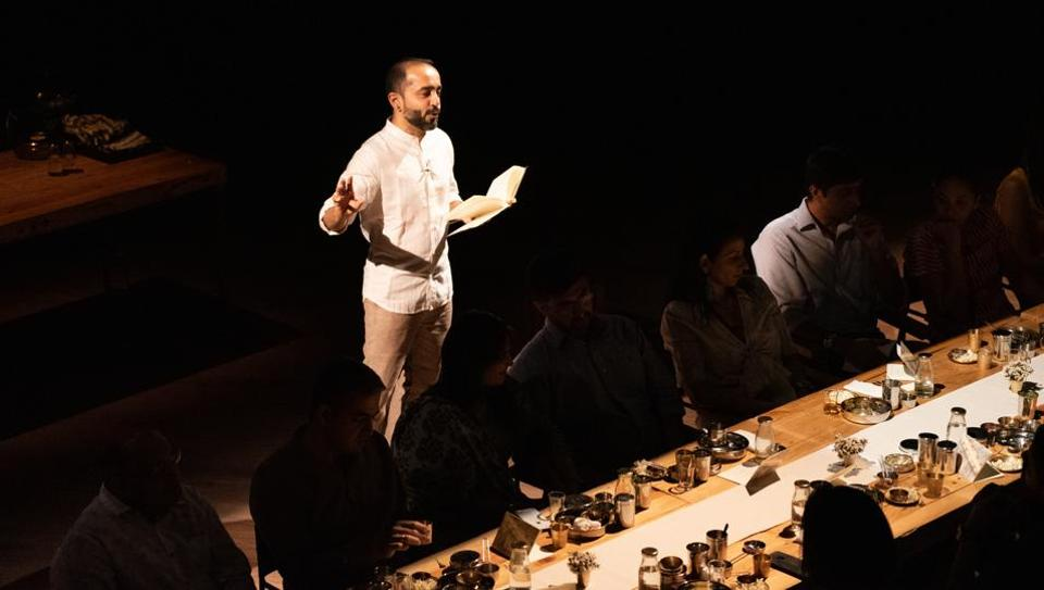experiential dining,eating out,food experiments