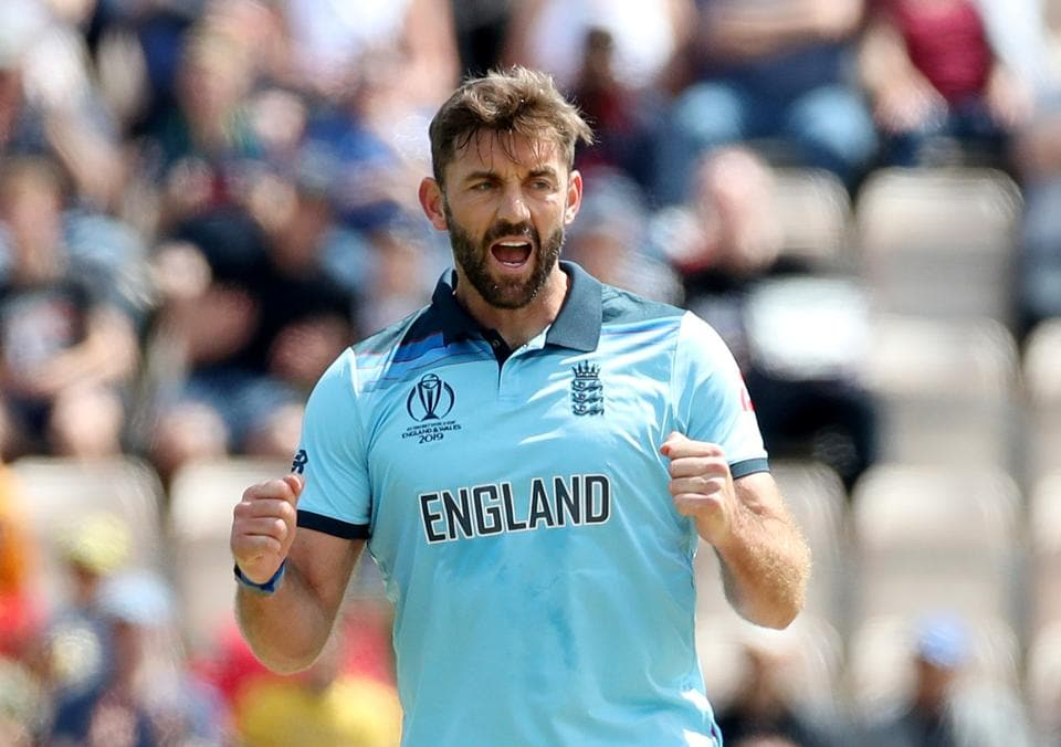 Liam Plunkett was England's best bowler with figures of 4/69 as Australia posted 297/9 in 50 overs. (Action Images via Reuters)