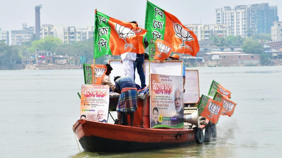 From Malda district to Cooch Behar, BJP painted north Bengal saffron; winning seven out of eight seats by securing votes that went to not just CPI (M) but the Revolutionary Socialist Party (RSP) and Forward Bloc in 2014.